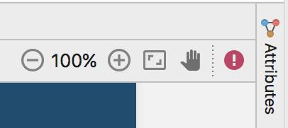 Attributes tab