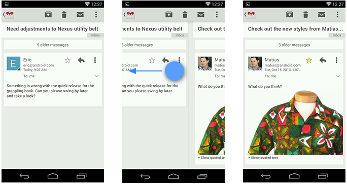 how to develop android app using angularjs