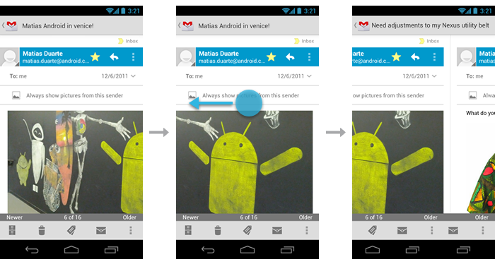 how to perform action at end of animation android