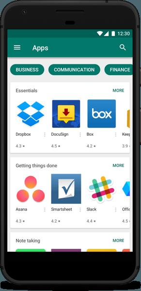 Implantar apps para empresas usando o google play android developers implantar apps para empresas usando o google play reheart Images
