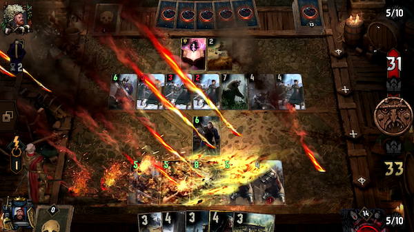 GWENT: The Witcher Card Game buatan CD Projekt RED