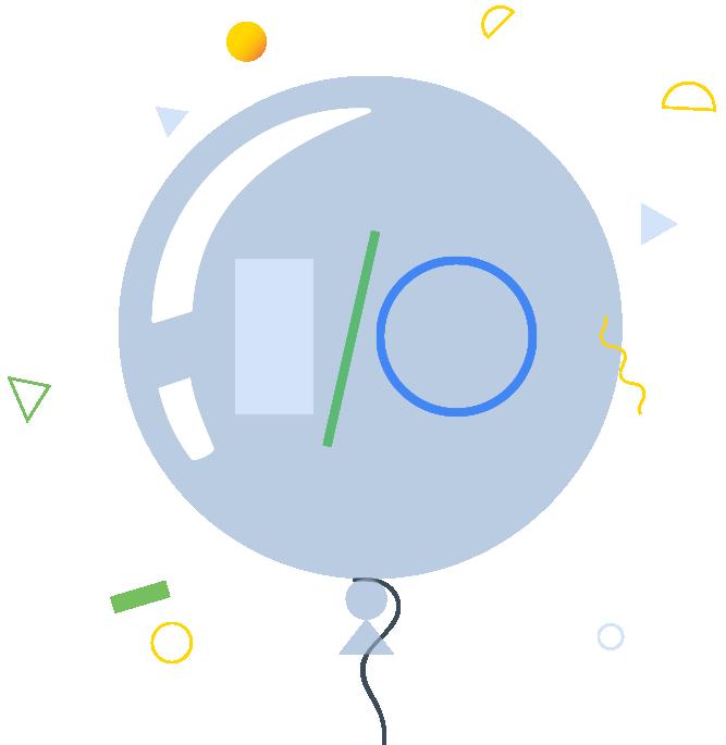 Google I/O logo 2019