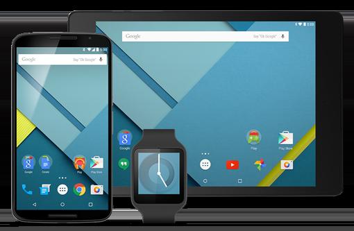 Android Lolipop 5.0 Material Design Özellikleri