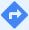 Google マップのナビアイコン