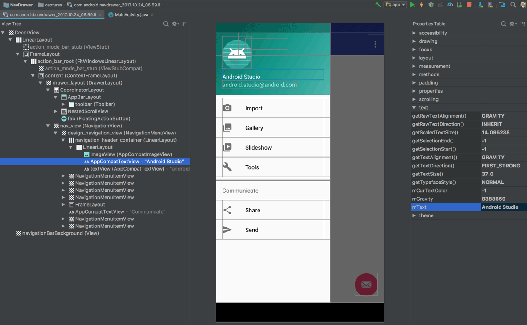 Android Studio Release Notes Developpeurs Android