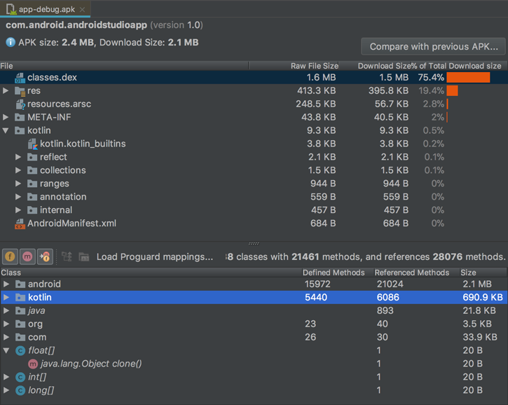 android studio 3.5