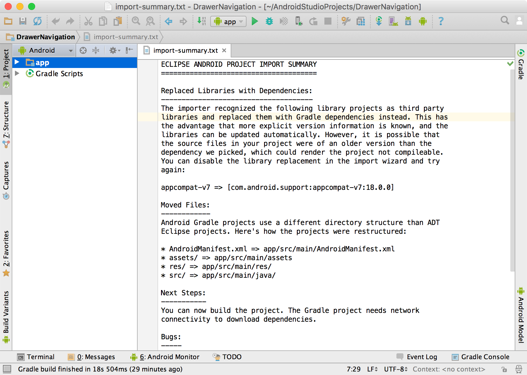 Migrar para o Android Studio | Android Developers