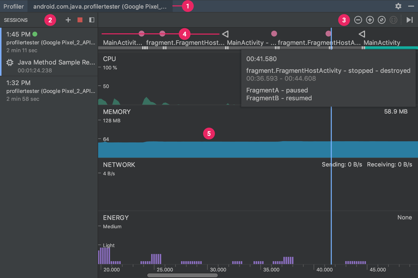 Measure app performance with Android Profiler | Android Developers