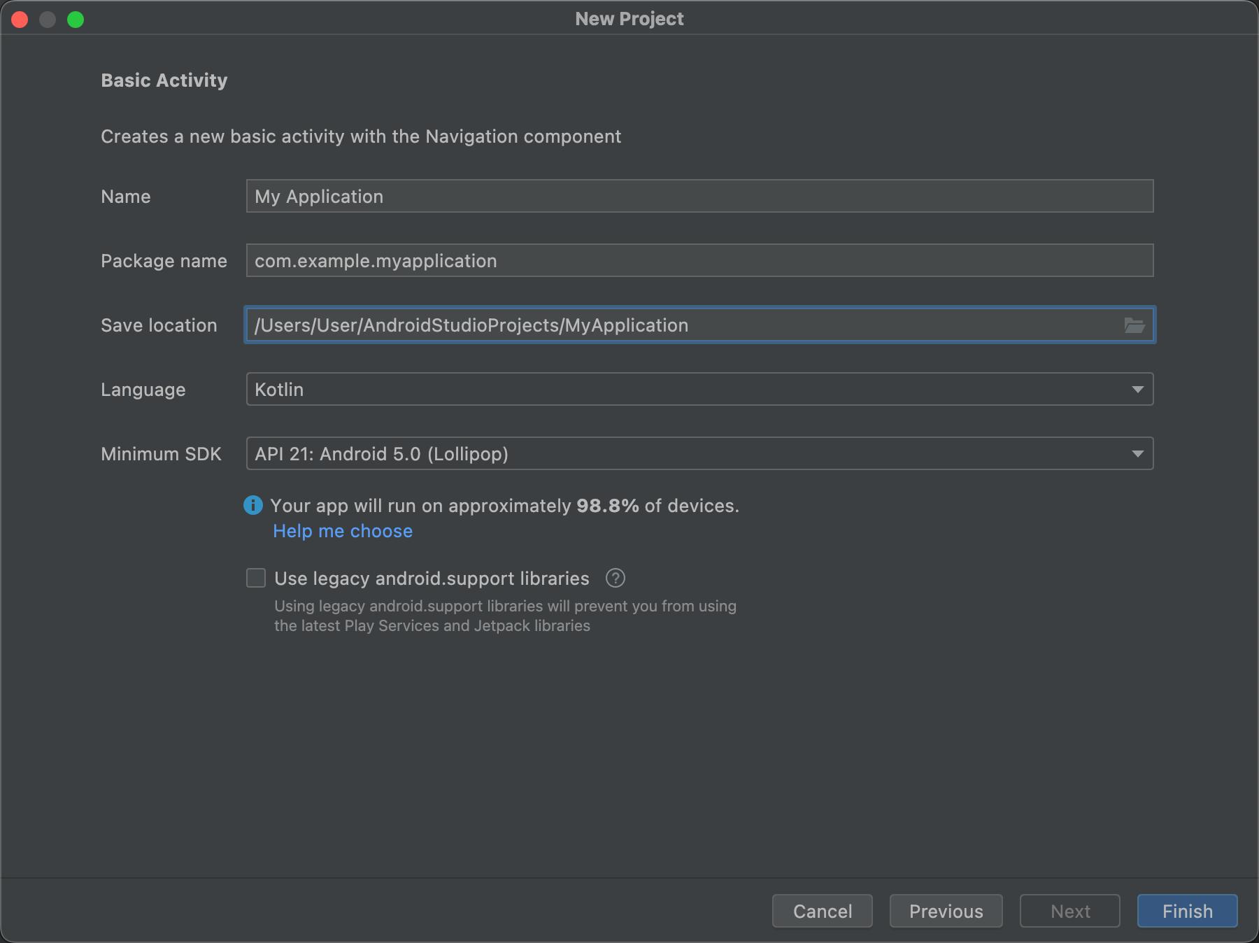 Cómo Crear Un Proyecto Desarrolladores De Android