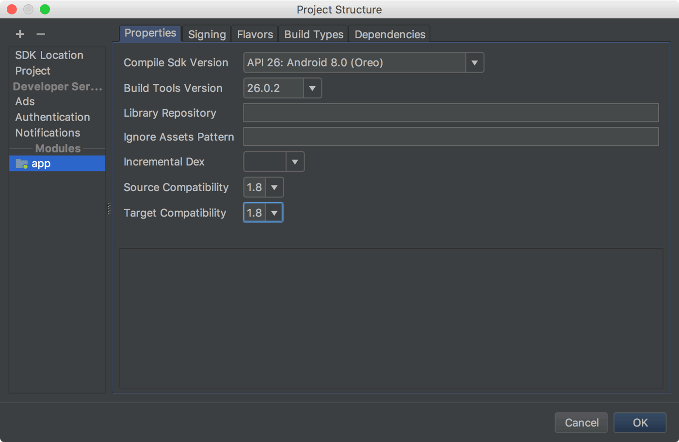 use java 8 language features android studio