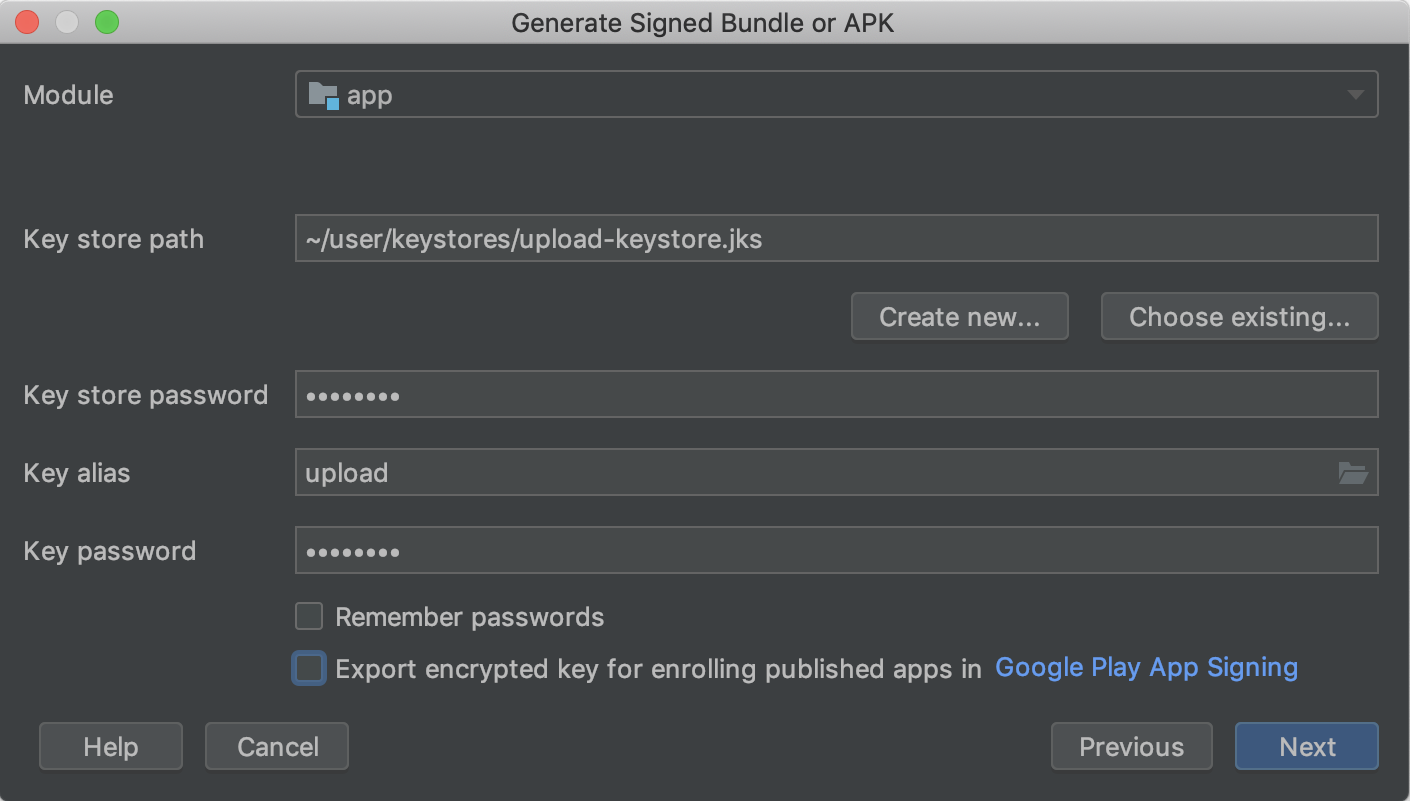 Cómo Firmar Tu App Android Developers
