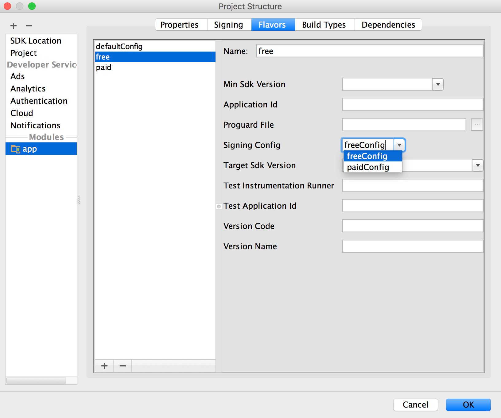 android studio signing config yelopaper Images