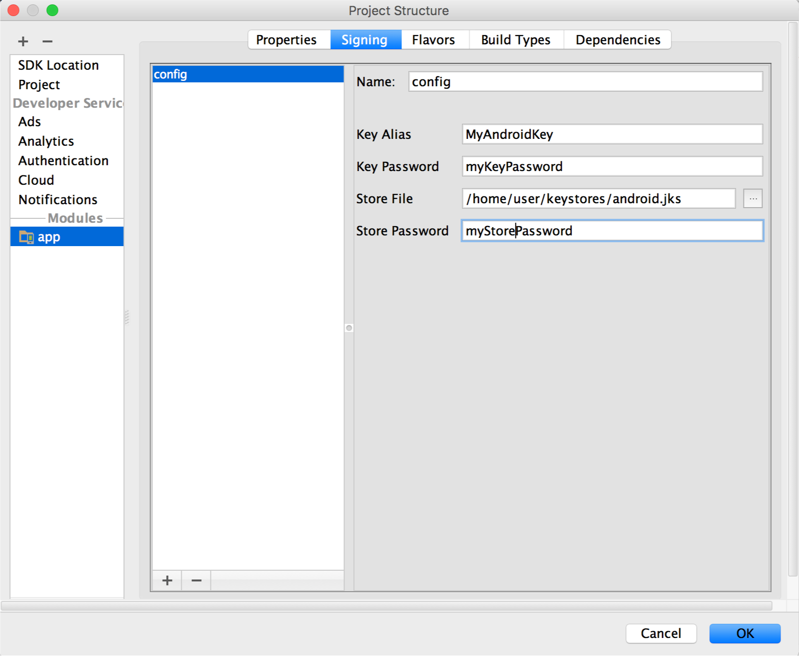 open apk with android studio