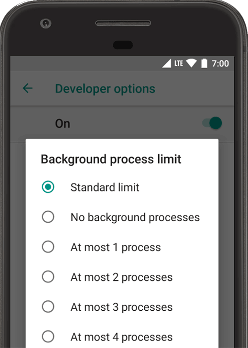 Configure on-device developer options | Android Developers