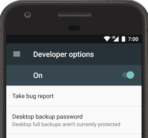 Capture and read bug reports | Android Developers