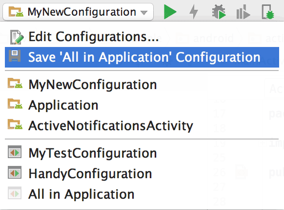Create and edit run/debug configurations | Android Developers