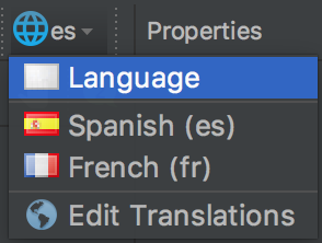 Localize the UI with Translations Editor | Android Developers