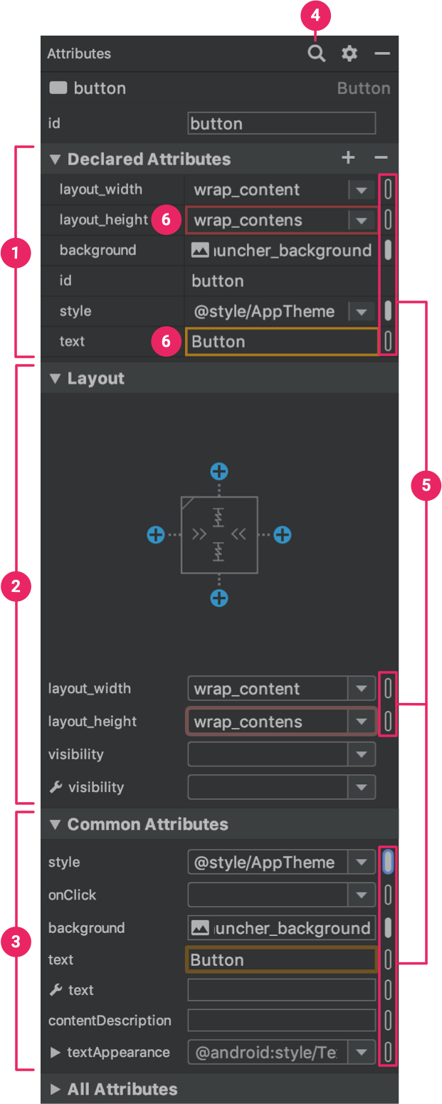 Build a UI with Layout Editor | Android Developers