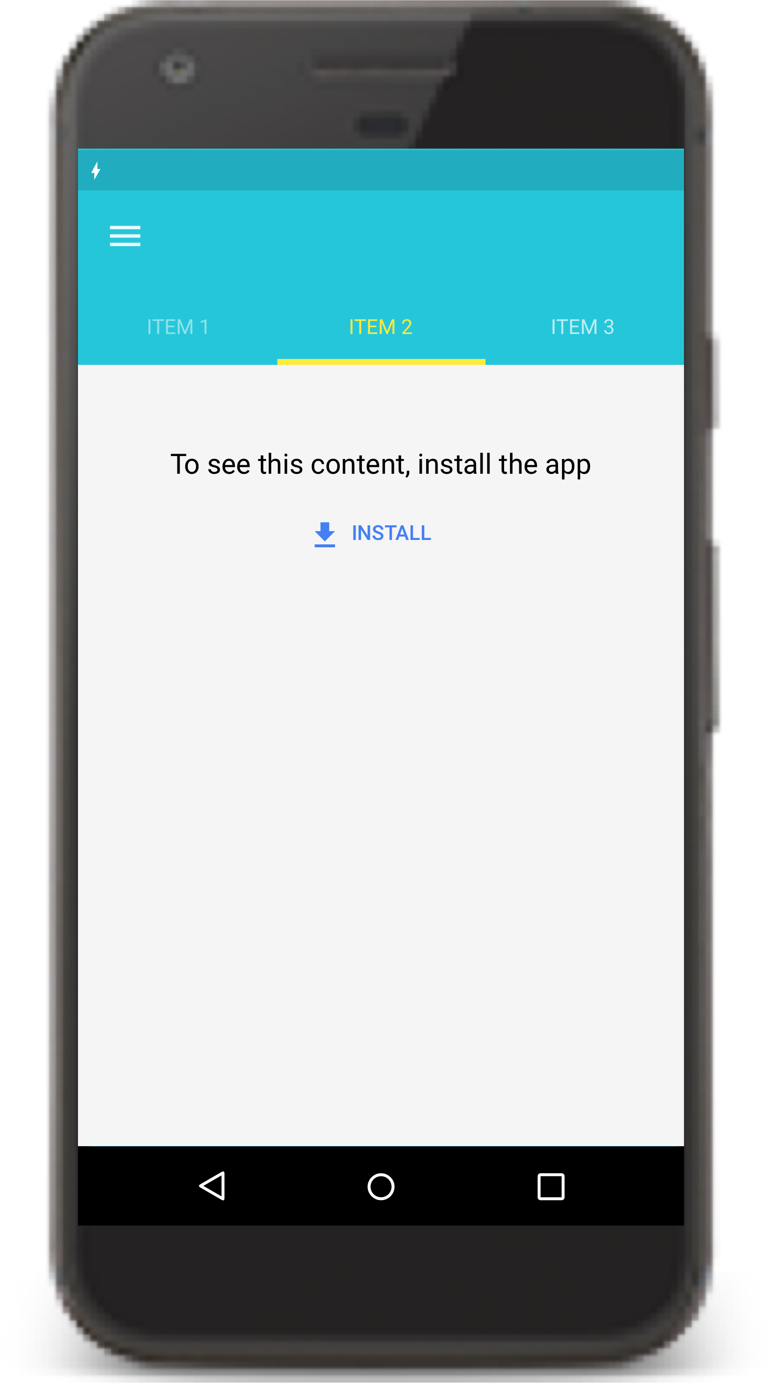 UX best practices for apps on Google Play Instant | Android Developers