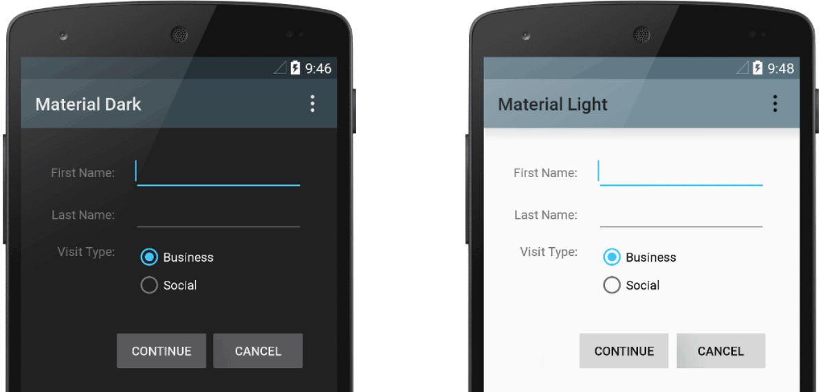 Styles and Themes | Android Developers