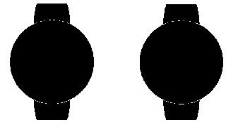 Using values-round/dimens.xml
