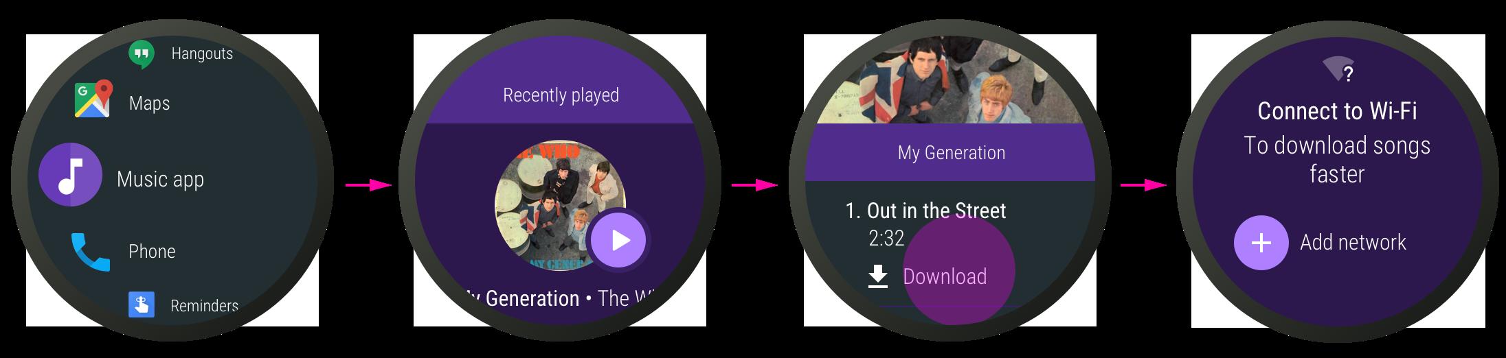 Download de música